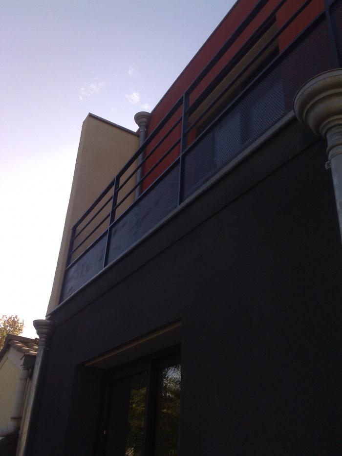Extension et surélévation d'une habitation - EYSINES