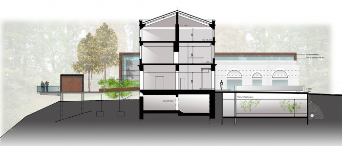 Agence ar quo architecture for Architecture anglaise