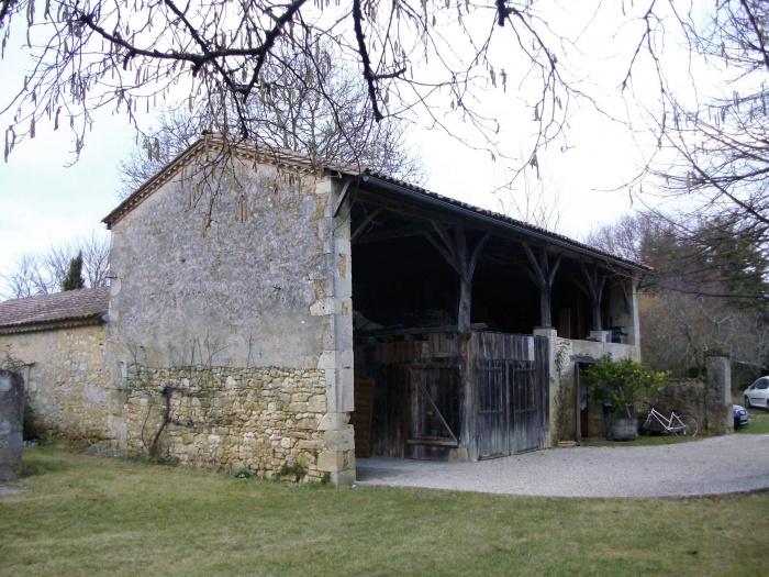 Transformation Grange En Habitation A Saint Germain D Esteuil Une