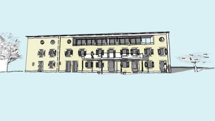 Rénovation bâtiment dans l'Aude
