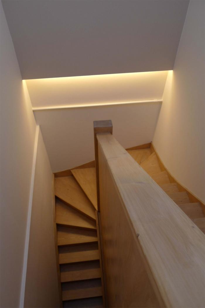 sur l vation d 39 une echoppe bordelaise bordeaux une r alisation de plus architectes. Black Bedroom Furniture Sets. Home Design Ideas