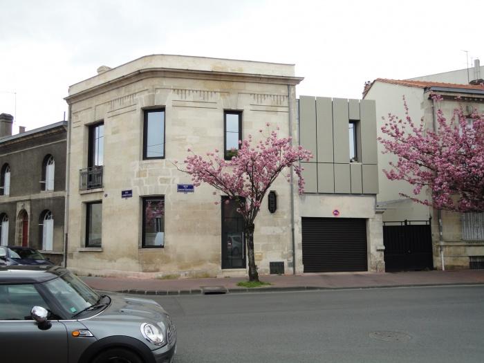 Villa Art Déco à Bordeaux Saint Augustin 2014 : 20