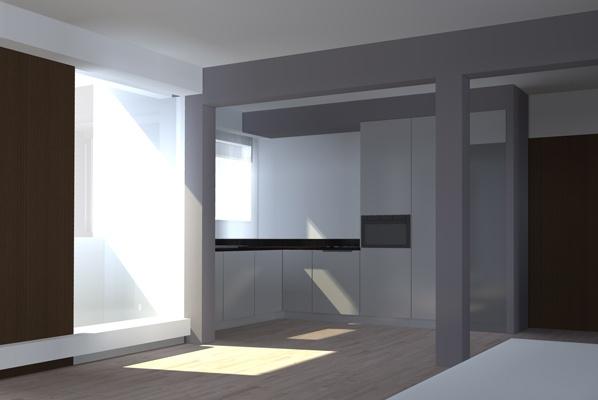 Rénovation d'un appartement : cielarchi-65P-cuisine-2