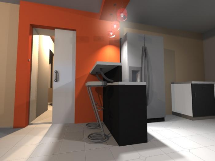 Architectes r novation d 39 une salle de bain - Amenagement interieur de garage ...