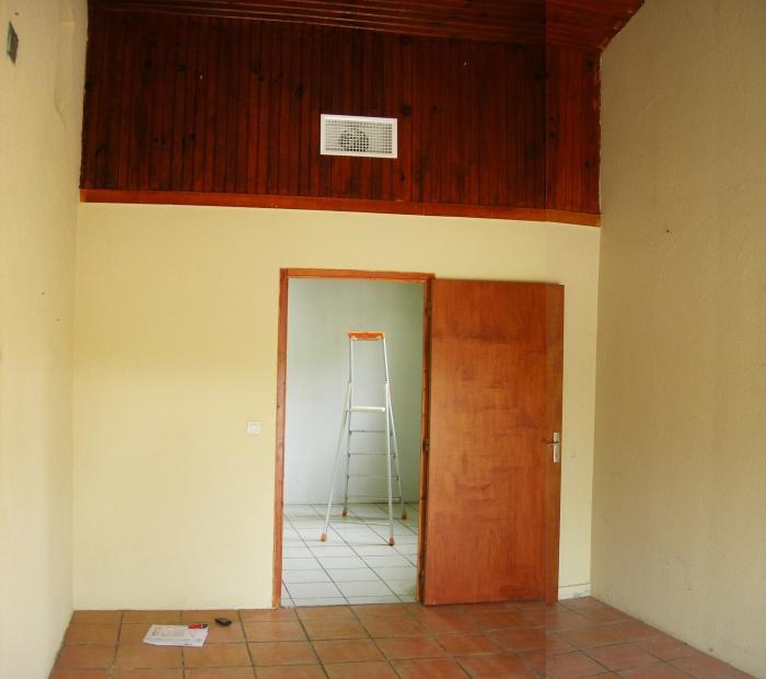 Aménagement Intérieur d'un garage : Garage avant travaux
