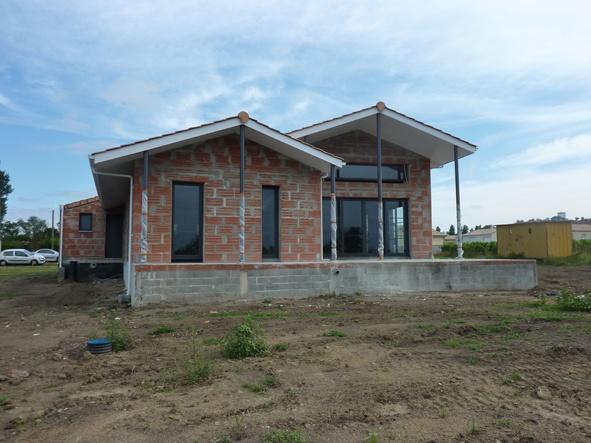 Architectes maison individuelle st andre for Constructeur maison saint andre de cubzac