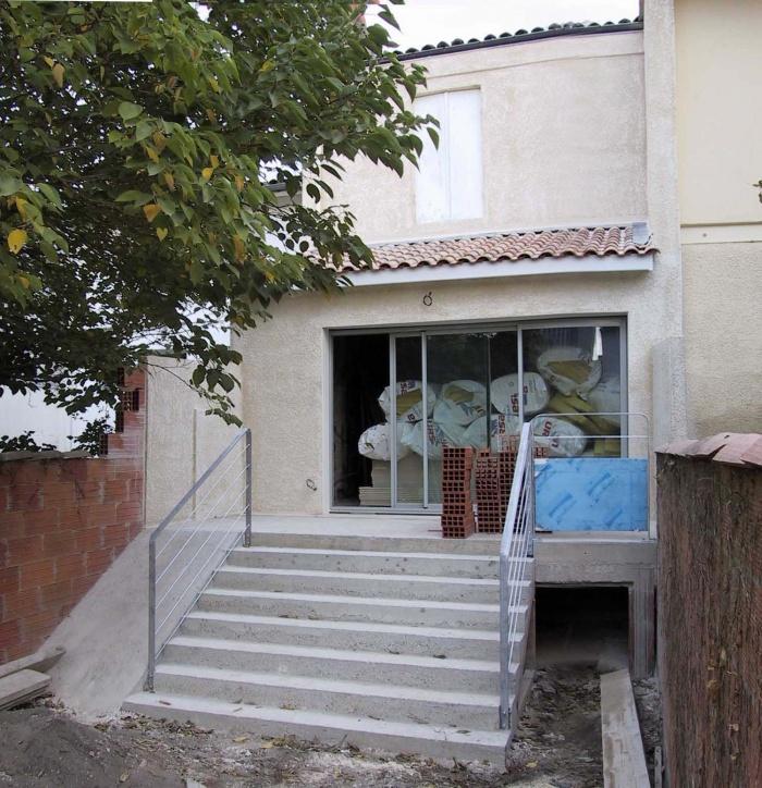 Aménagement d'une échoppe à Bordeaux (33)