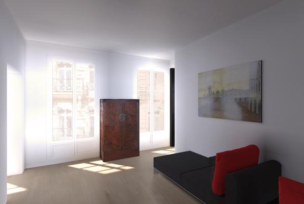 Rénovation d'un appartement : cielarchi-59T-b4-diningroom