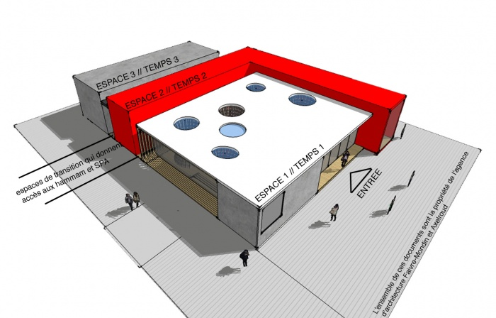 Ifm ma architecture m rignac r alisations et contact for Construction piscine jonzac