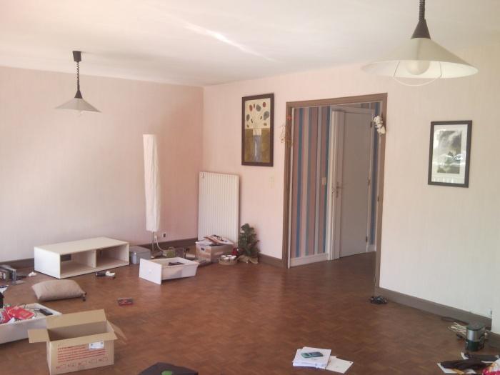 Aménagement d'un appartement avec terrasse : SNC01189