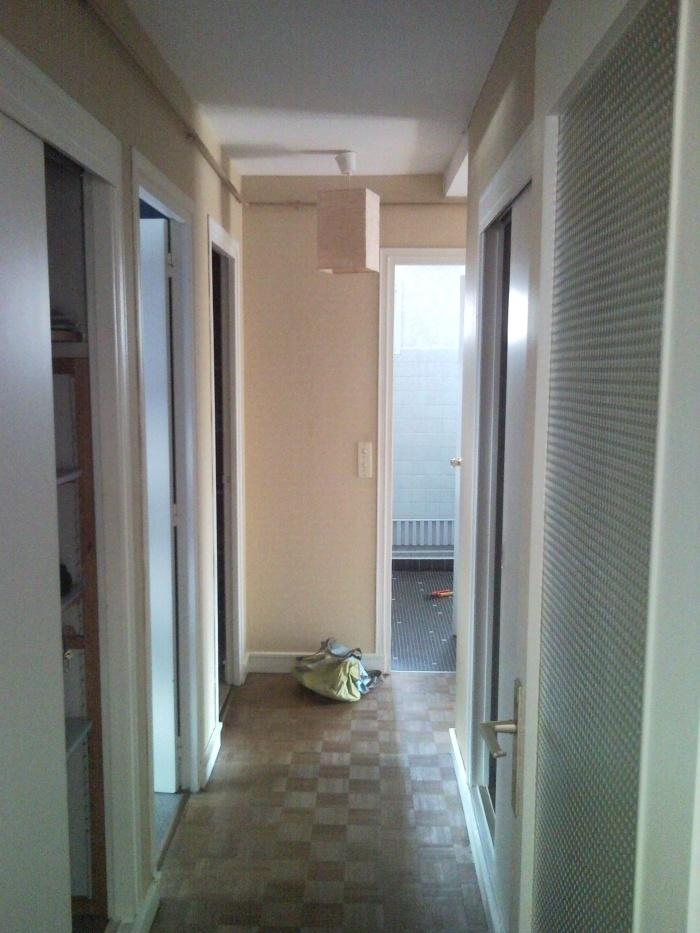 Aménagement d'un appartement avec terrasse : SNC01099