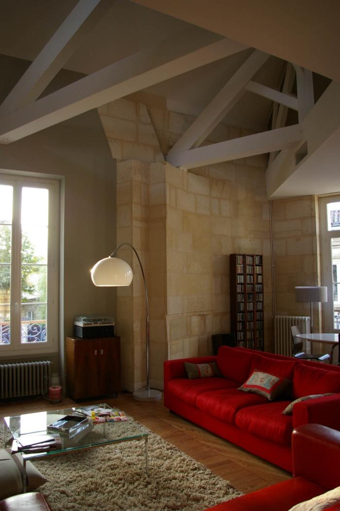 Réaménagement d'un appartement et création d'une terrasse : 57- 009.jpg