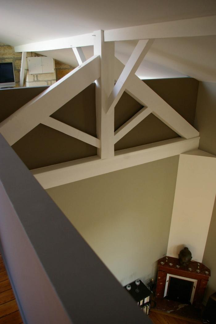 Réaménagement d'un appartement et création d'une terrasse : 57- 014