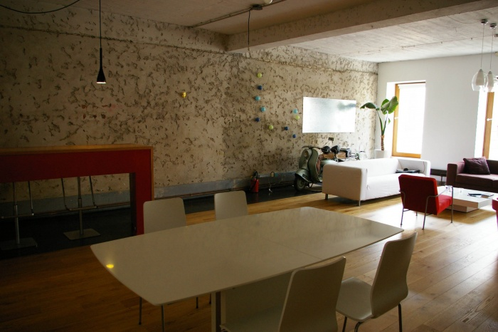 Aménagement d'un loft : 45-004
