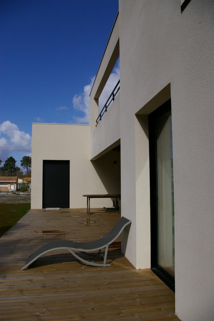 Architectes construction d 39 une maison for Projet construction maison individuelle
