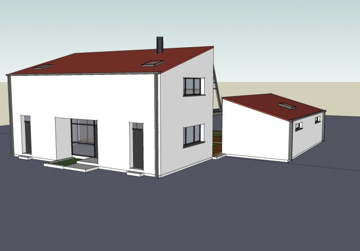 Maison près d'Hourtin : FOVET 3D PC 5