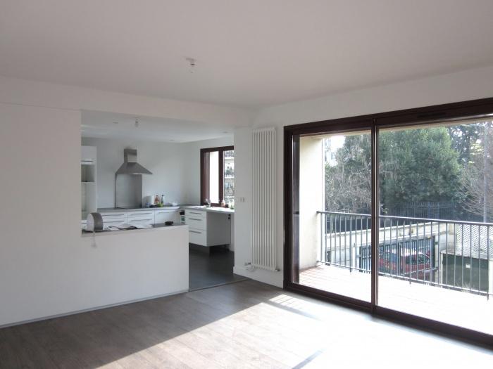 am nagement d 39 un appartement avec terrasse bordeaux une r alisation de alexandre prout. Black Bedroom Furniture Sets. Home Design Ideas