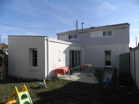 Architectes maison individuelle m rignac for Architecte bordeaux maison individuelle