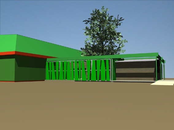 Club House, tennis club du Pian-Médoc : 723
