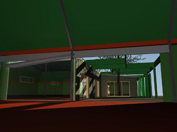 Club House, tennis club du Pian-Médoc : 725