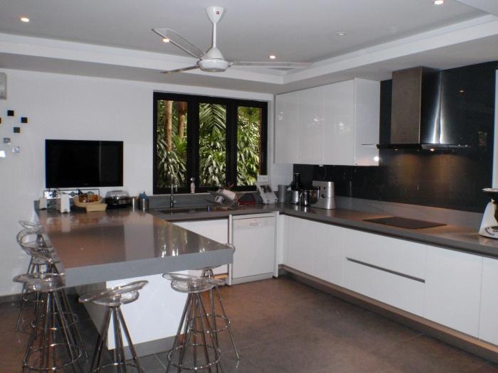 Rénovation complète d'un espace en cuisine/pièce à vivre