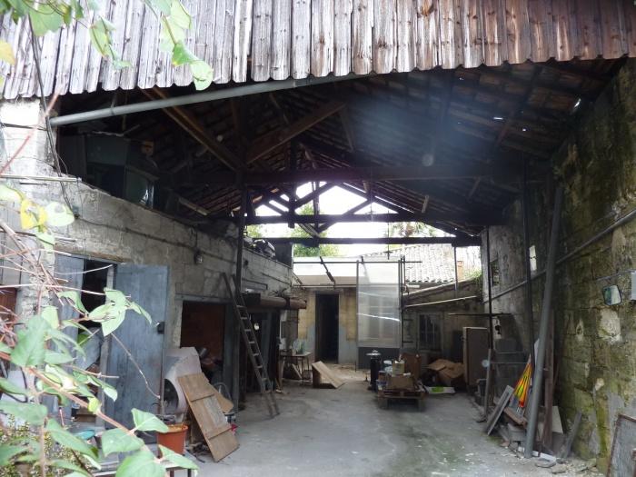 Hangar réhabilité en maison familiale : P1000879.JPG