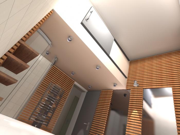 Rénovation d'une salle de bain : vue 5