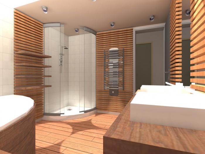 Rénovation d'une salle de bain : vue 6