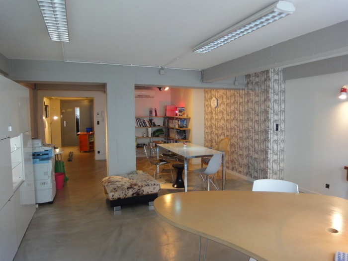 Architectes les bureaux effet loft bordeaux bo - Farrow and ball bordeaux ...