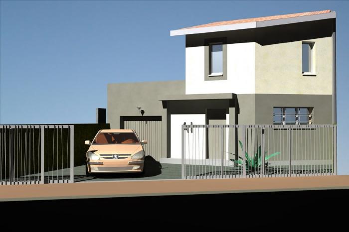 Architectes 12 maisons traditionnelles for Architecte bordeaux maison individuelle