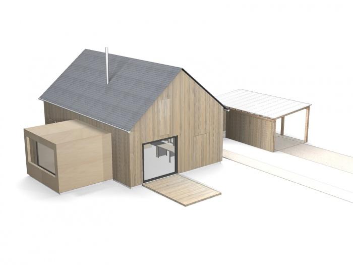 Habitat modulaire évolutif BBC