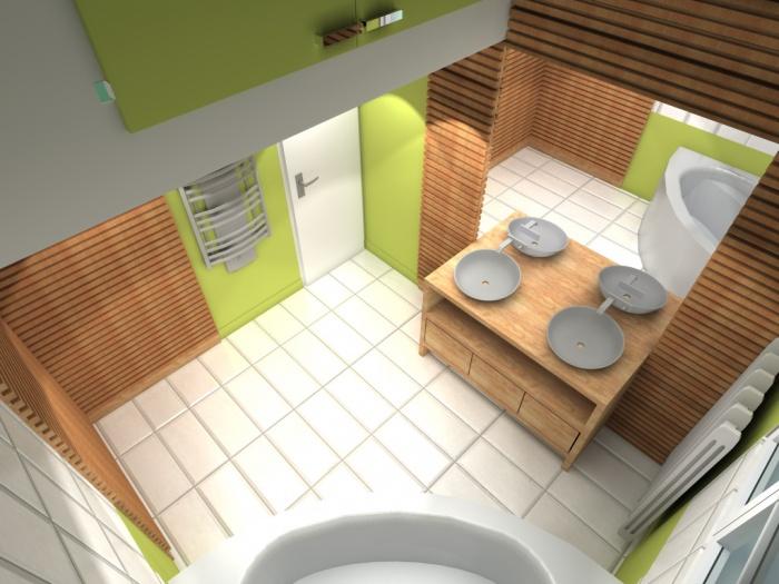 Rénovation d'une salle de bain : Pers.3