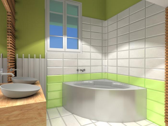 Rénovation d'une salle de bain : Pers.4