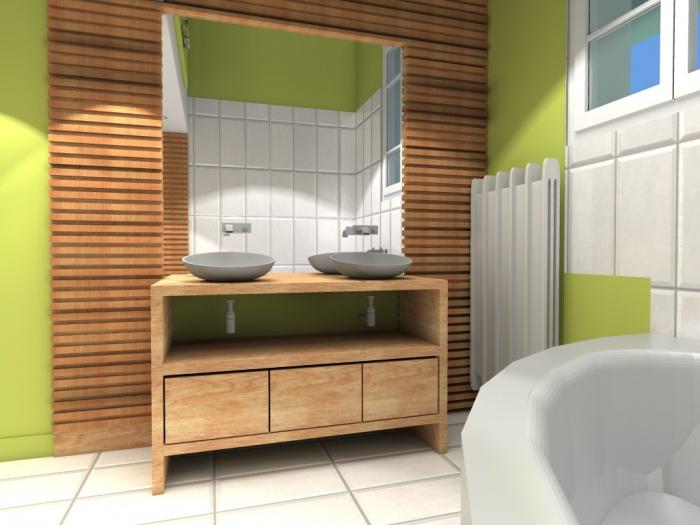 Rénovation d'une salle de bain : Pers.5
