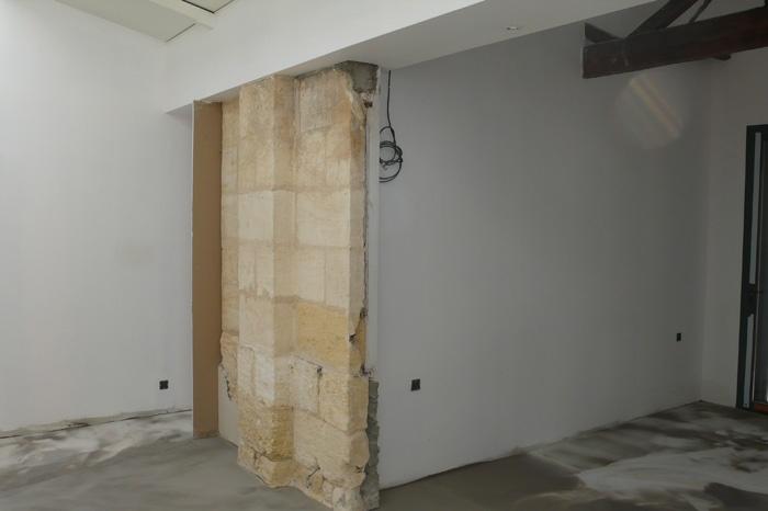Rénovation d'une échoppe : P1060846.JPG
