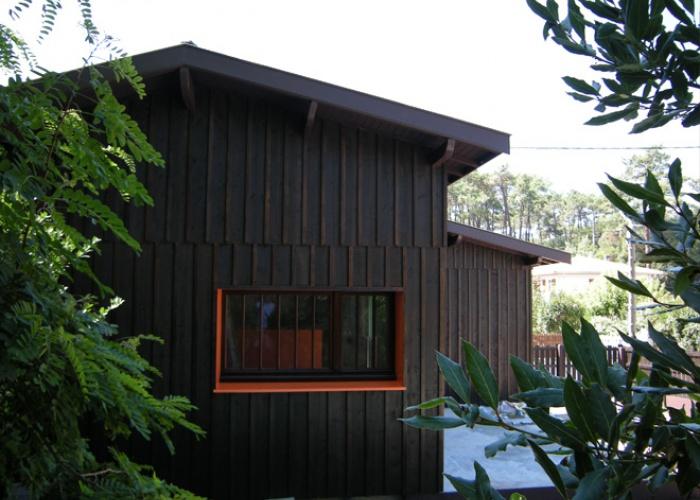 Construction Bois Bordeaux : Architectes-bordeaux.com – 02. Ossatures bois – construction bois