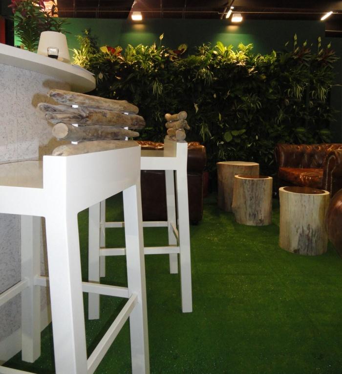 Bar En Bois Flotte : Architectes-bordeaux.com – Cr?ation Stand Vinexpo 2011 – Bordeaux