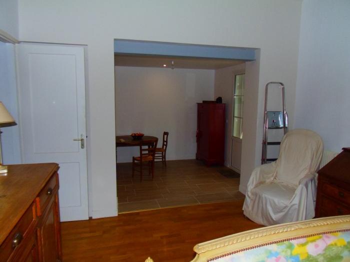 Rénovation d'une cuisine : l\'ouverture du séjour -fin de chantier.JPG