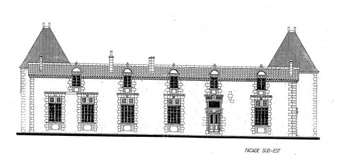 Restauration d'un Chateau en gironde