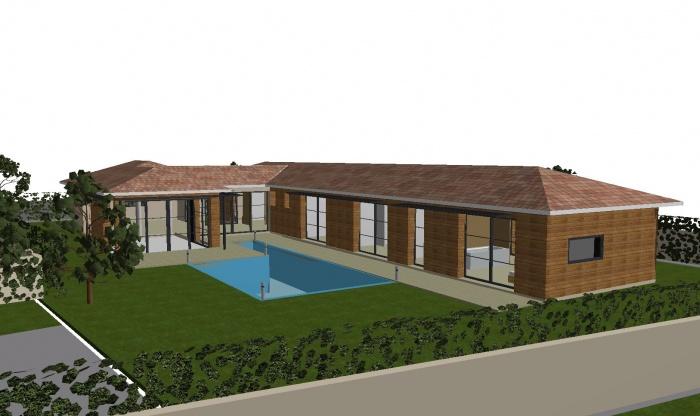 Architectes maison individuelle audenge for Architecte bordeaux maison individuelle