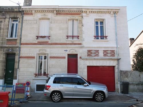 Réhabilitation d'une maison de ville en pierre
