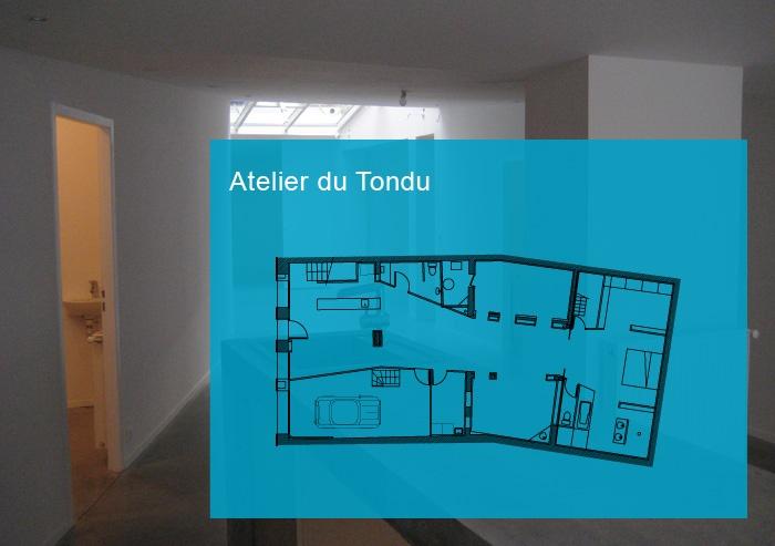 Atelier du Tondu :