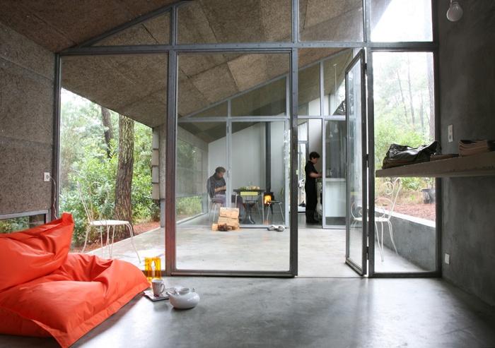 Maison du lac :