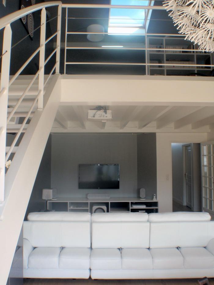 Rénovation complète d'une maison de ville