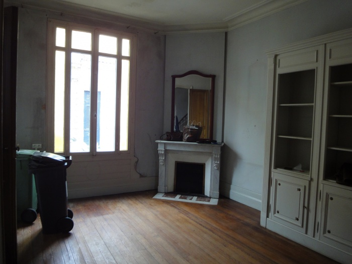 Maison de ville dépoussiérée à Bordeaux 2012 : DSC05602.JPG