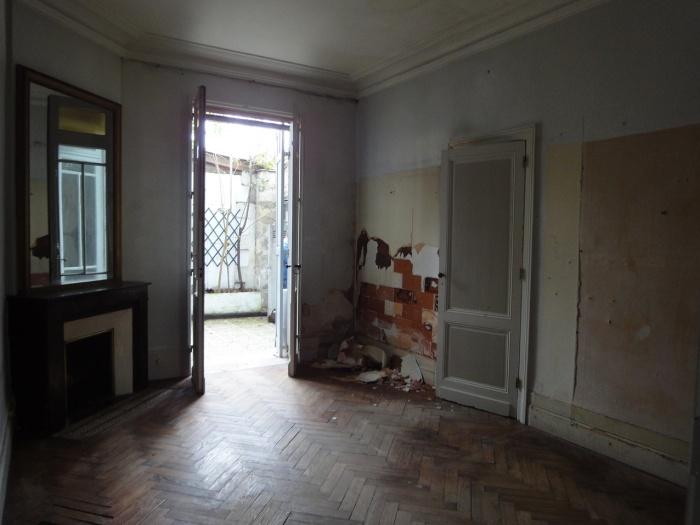 Maison de ville dépoussiérée à Bordeaux 2012 : DSC05614.JPG