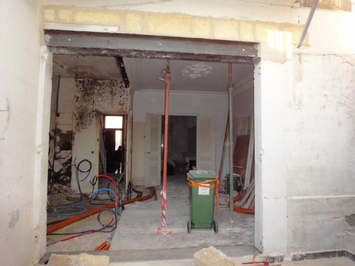 Maison de ville dépoussiérée à Bordeaux 2012 : DSC07141.JPG