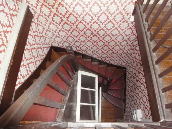Maison de ville dépoussiérée à Bordeaux 2012 : DSC05684.JPG