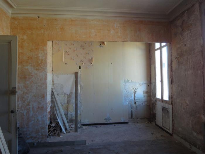 Maison de ville dépoussiérée à Bordeaux 2012 : DSC07149.JPG