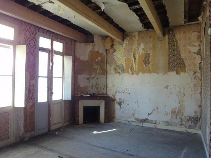 Maison de ville dépoussiérée à Bordeaux 2012 : DSC07154.JPG